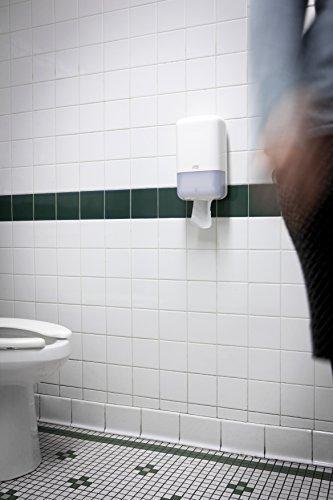 настенный диспенсер туалетной бумаги в пачках