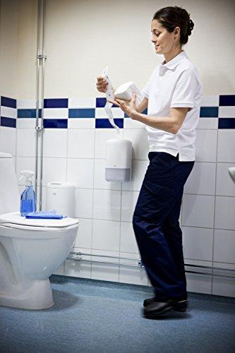 диспенсер туалетной бумаги в пачках