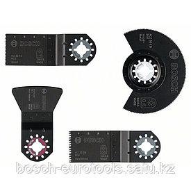 Набор для напольно-монтажных работ из 4 шт. ACZ 85 EB (1x); AIZ 32 BB (1x); AIZ 32 EC (1x); ATZ 52 SC (1x) в Казахстане