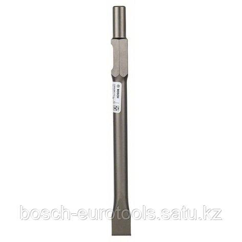 Плоское зубило, шестигранный патрон O 30 мм 400 x 35 mm в Казахстане, фото 2