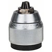 """Быстрозажимной сверлильный патрон, хромированный 1,5-13 мм, 1/2"""" - 20 в Казахстане"""