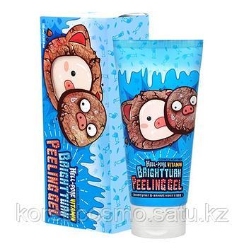 Пилинг-гель витаминный Elizavecca Hell Pore Vitamin Brightening Peeling Gel,150мл