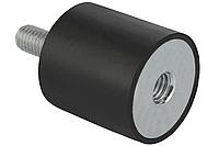 Виброизолятор (виброгаситель) резиновый, 3030VD20