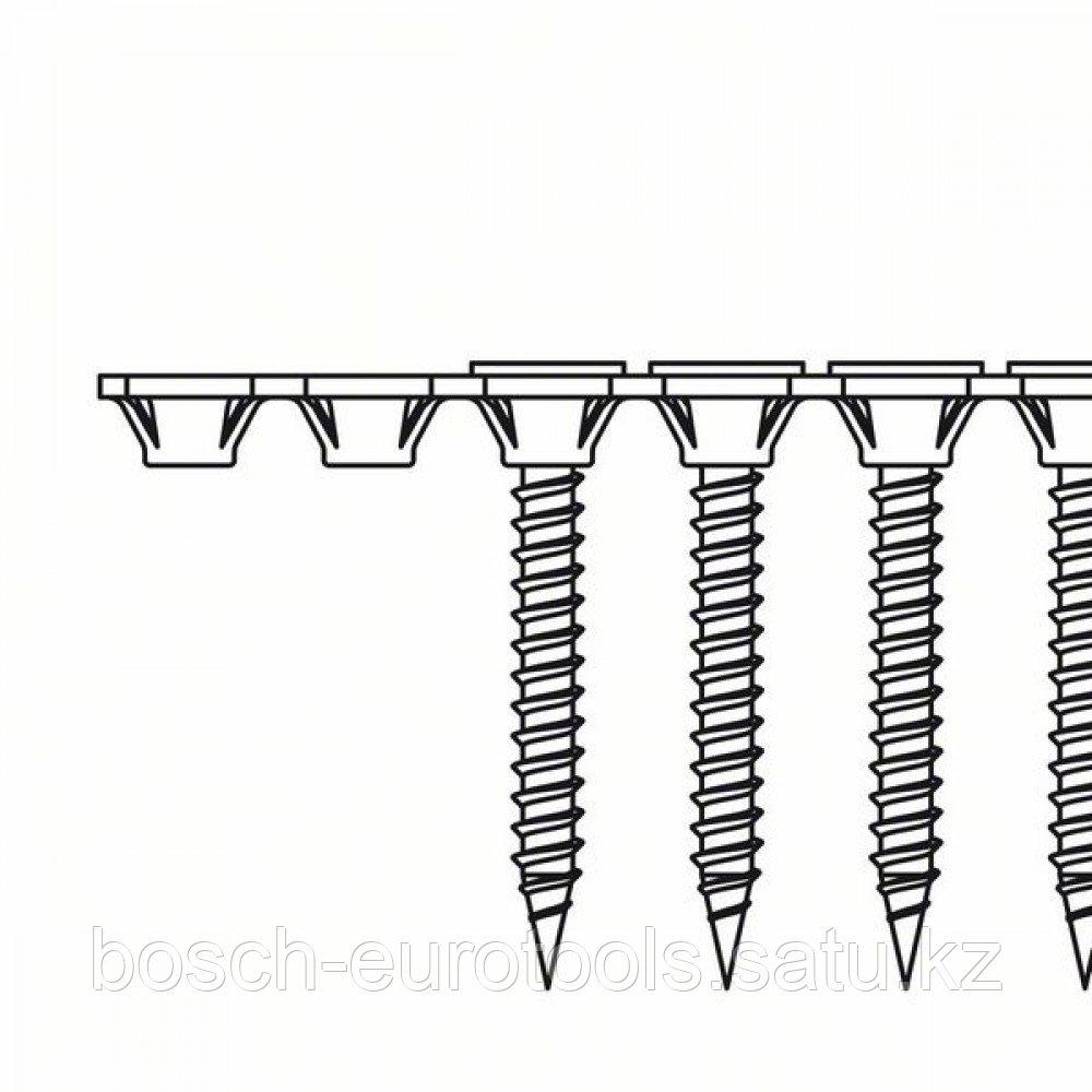 Быстрозаворачиваемый шуруп с мелкой резьбой с самосверлящим острием 3,9 x 35 S-FB; 35 mm в Казахстане