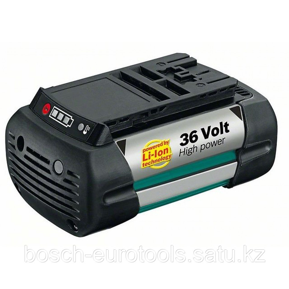 Аккумулятор литий-ионный (36 В; 2.6 А/ч) Rotak 34LI/37Li/43Li AKE 30 Li AHS 54 LI в Казахстане