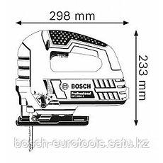 Лобзиковая пила  Bosch GST 8000 E Professional в Алматы, фото 3