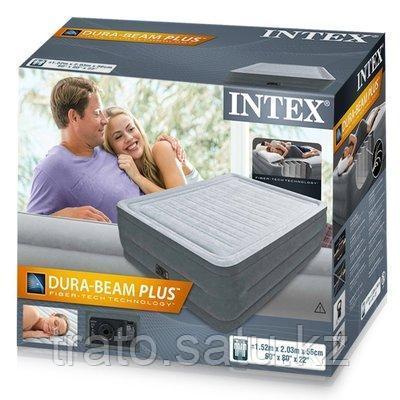 Intex 203x152x56 (Встроенный насос)