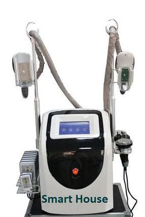 Криолиполиз, кавитация, RF-лифтинг аппарат многофункциональный 5 в 1, фото 2
