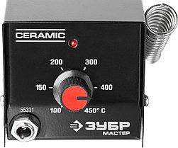 Мини-паяльные станции аналоговые, артикул 55331, 100-450°C серия «МАСТЕР», фото 3