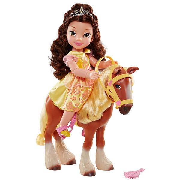 Кукла Дисней (Disney) Принцесса с животным из мульфильма