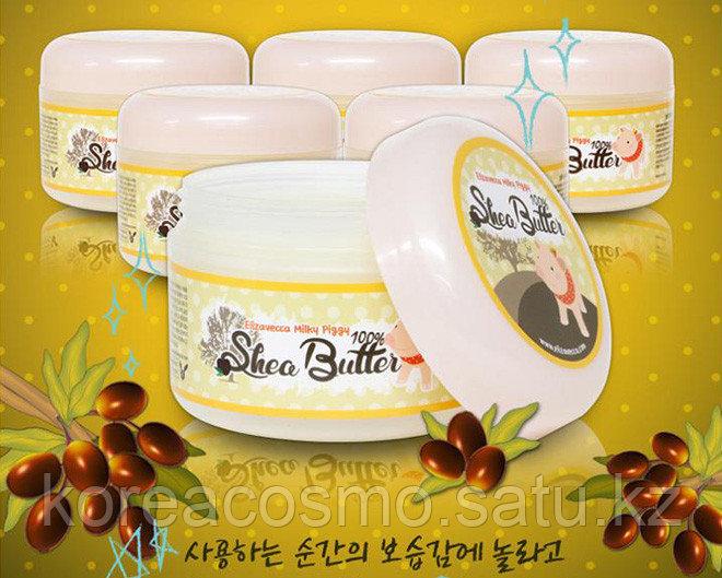 Elizavecca 100% натуральное масло ши Milky Piggy 100% Shea Butter (88 гр)