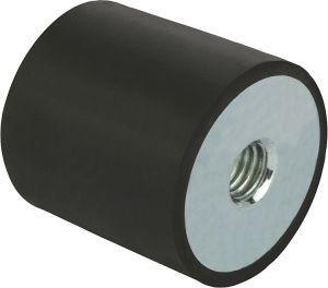 Виброизолятор (виброгаситель) резиновый, 2525DD06