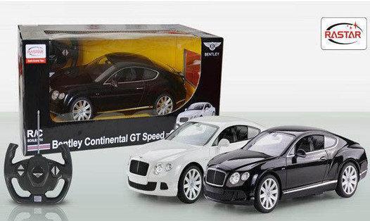 Rastar Bentley Continental GT радиоуправляемая машинка