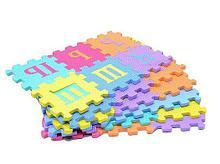 Развивающий коврик-пазл EVA Puzzle Mats