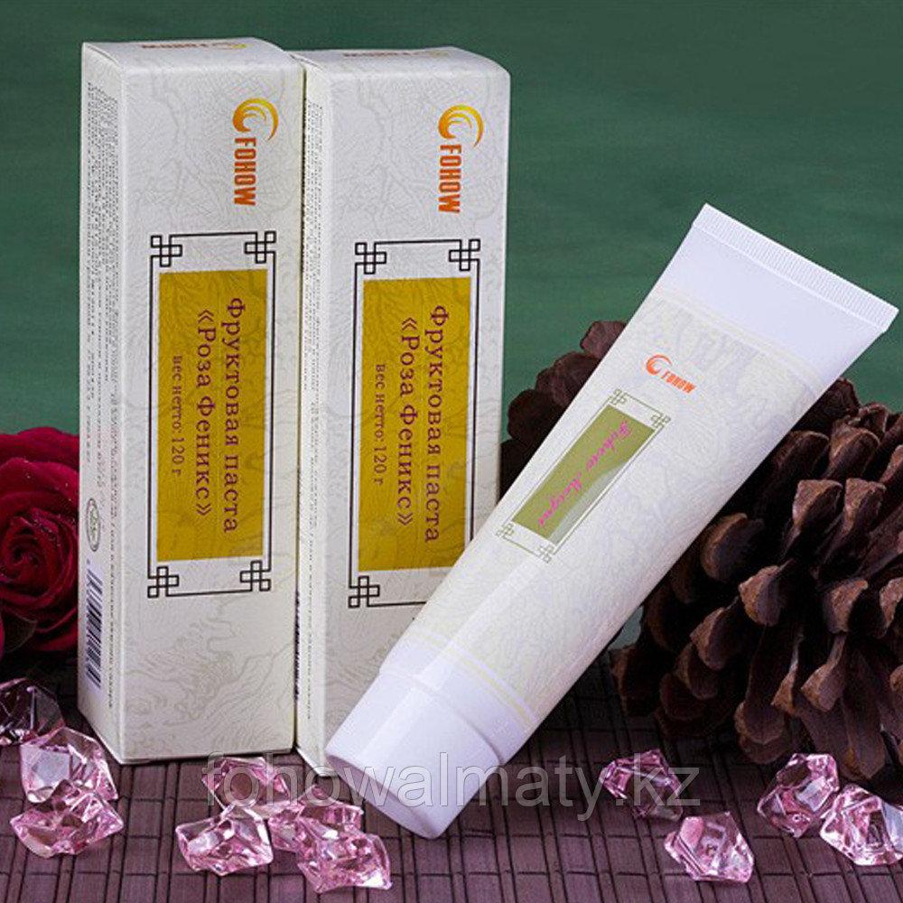 Фруктовая паста роза фохоу  fohow  чистка печени, улучшение проходимости кишечника, снижение давления