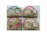 Детская посуда из бамбукового ЭКО волокна с доставкой (бесплатно)