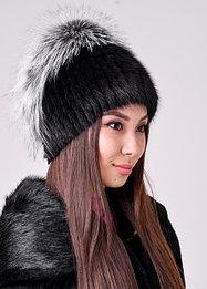 Зимние меховые шапки для женщин | интернет магазин Казахстан