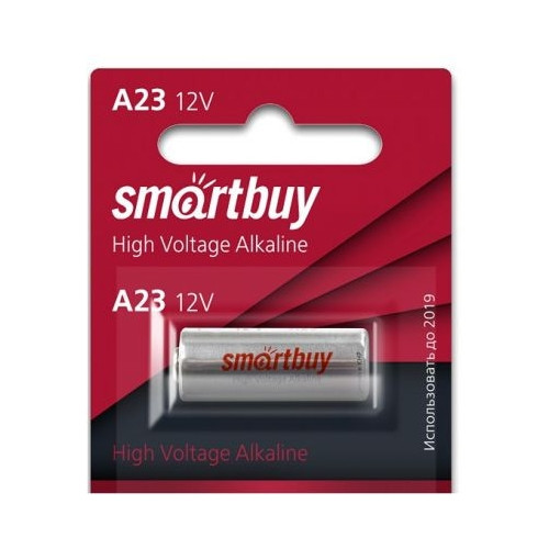 Батарейки A23 Smartbuy High Voltage Alkaline 23A