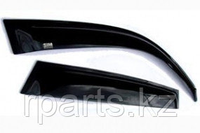 Дефлекторы боковых окон Toyota Corolla E160