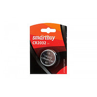 Литиевая батарейка Smartbuy CR2032