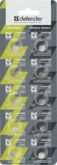 Батарейка Defender алкалиновая LR41  AG3