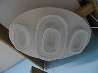 Люстра LED овалы на пульте