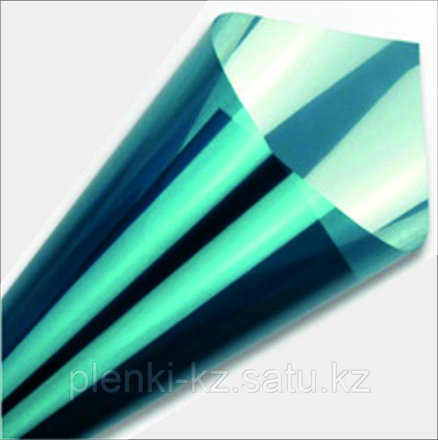 Солнцезащитная пленка синий/серебро-K 15%