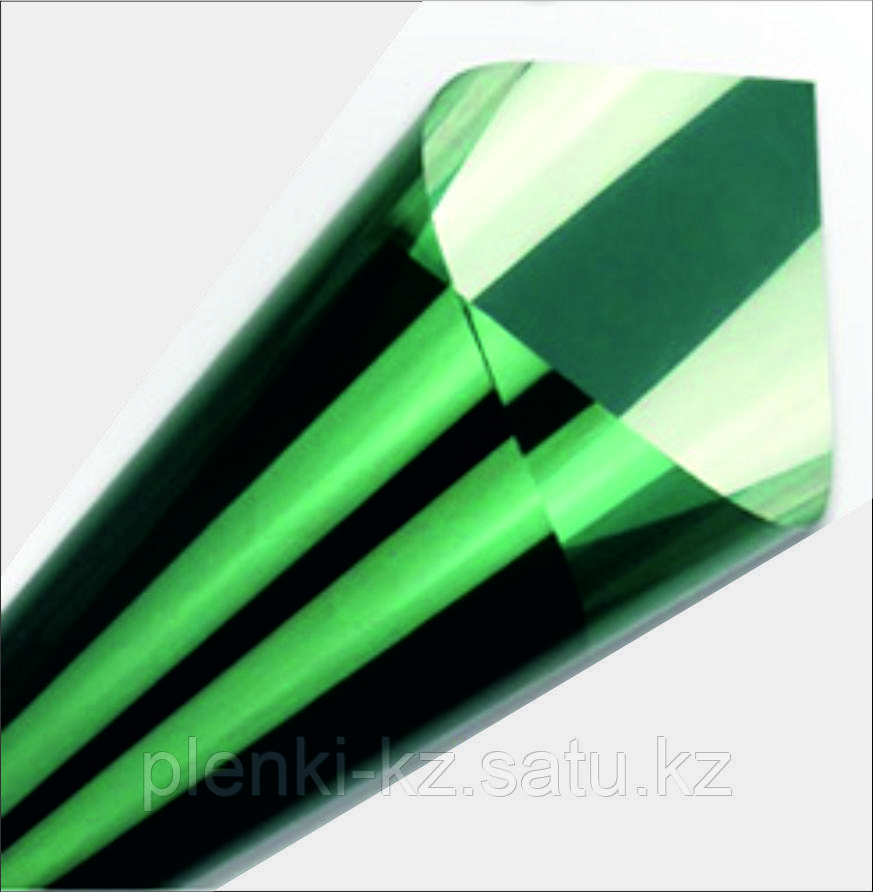Солнцезащитная пленка зеленый/серебро-K 15%