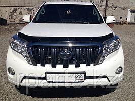 Дефлектор капота Toyota Prado 150 2014-