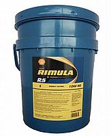 Rimula R5E 10w40 (ведро 20 литров) Полусинтетическое моторное масло