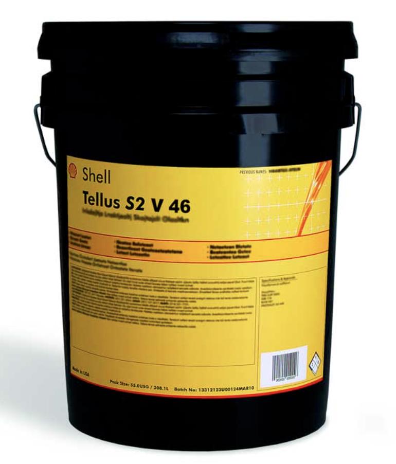Tellus S2 V46 (ведро 20 литров) масло гидравлическое