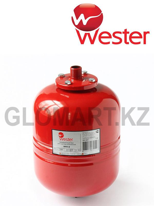 Бак отопление Wester 8 л (Вестер)