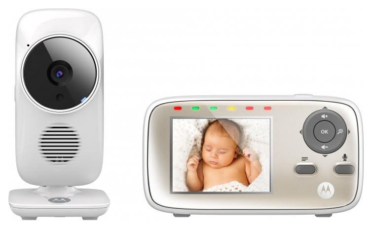 Motorola Цифровая Видеоняня MBP483