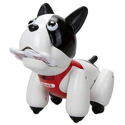Silverlit Интерактивная собака-робот Дюк, Duke (свет, звук, движение), новое поколение ПапБо, Pupbo