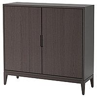 Шкаф РЕЖИССЁР коричневый ИКЕА, IKEA