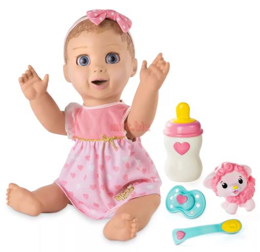 Интерактивная кукла Лувабелла Luvabella