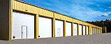 Промышленные секционные ворота, фото 4