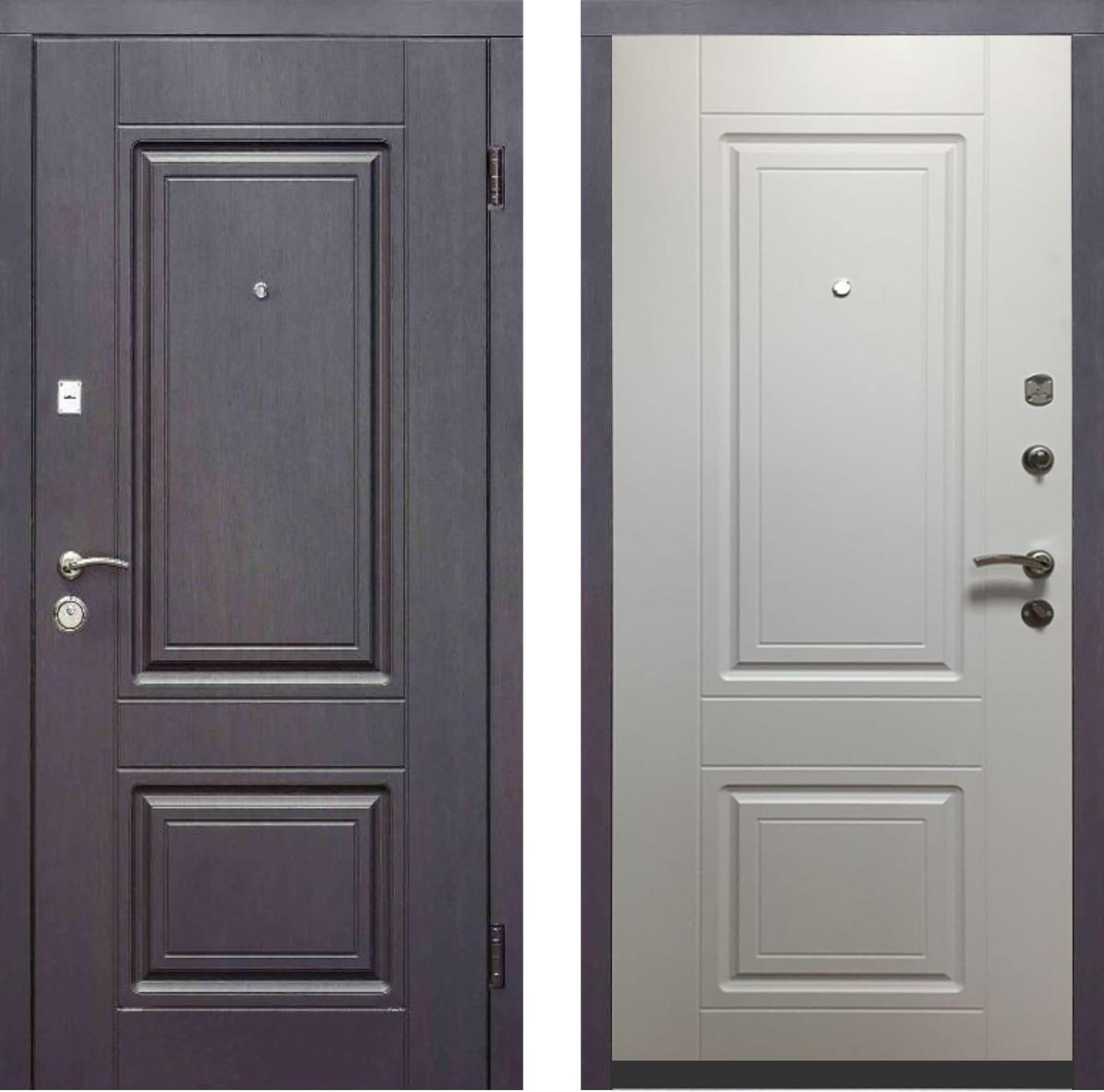 Входная металлическая дверь Терра 30