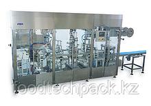 Термо-формовочная линия, для дозирования и упаковки творога, плавленных сыров, джемов, сливочного масла TFM