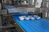 Термо-формовочная линия, для дозирования и упаковки творога, плавленных сыров, джемов, сливочного масла TFM, фото 10