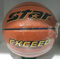 Уличный баскетбольный мяч Star Exceed, фото 2