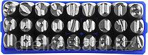 Клейма ЗУБР буквенные латинские, шрифт 5мм, фото 2