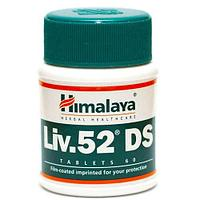 Liv.52 DS ( Лив 52 двойная сила ) Himalaya - для защиты и восстановления печени, 60 капсул, фото 1