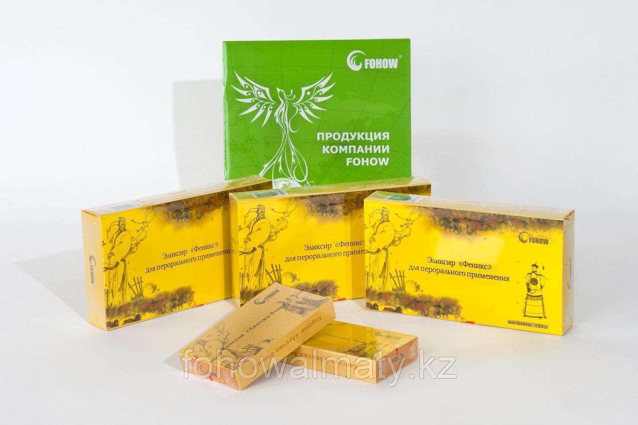 Эликсир феникс fohow, капсулы линчжи fohow - курс оздоровления при сосудистых заболеваниях