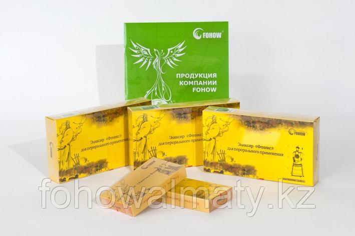 Эликсир феникс fohow, капсулы линчжи fohow - курс оздоровления при сосудистых заболеваниях, фото 2