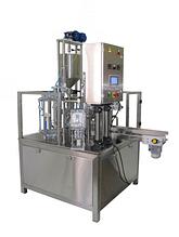Автомат для розлива продуктов в пакеты Doy pack, модель TDP-3М