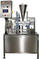 Автомат для розлива продуктов в пакеты Doy pack, модель TDP-3-2