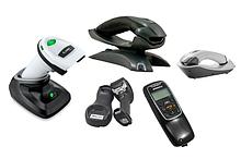 Ручные беспроводные сканеры 2D и других штрих-кодов