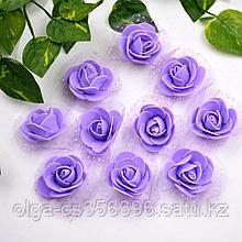 Головки цветов. Сиреневые. Creativ  295 - 5