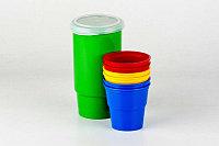 Набор посуды SOLARIS S1607 : 6 стаканов 0,1л в контейнере